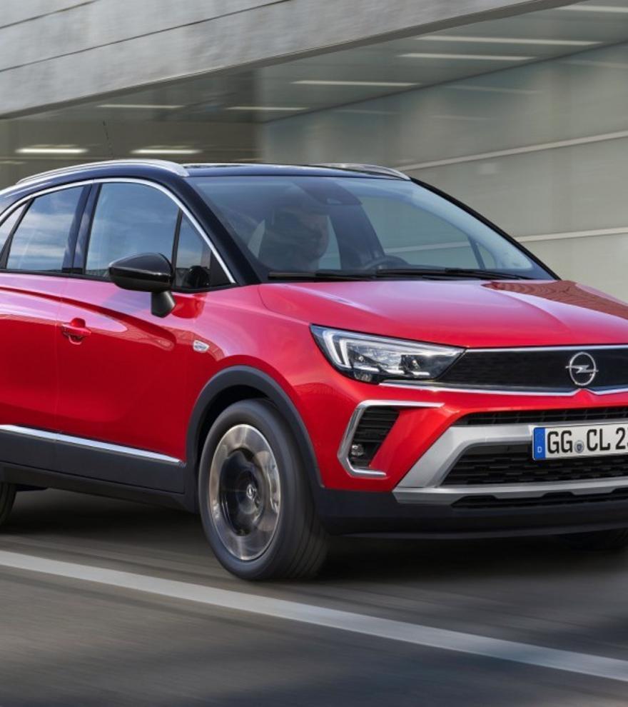 Nuevo Opel Crossland 2021: Estos son sus precios en España