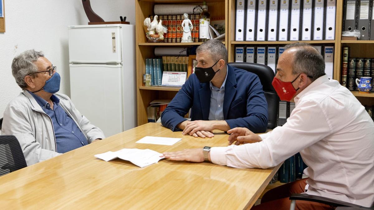 """Jordi Mayor: """"El sector pesquero no pide nada que no sea justo. Esperamos que Europa y el Ministerio rectifiquen"""""""