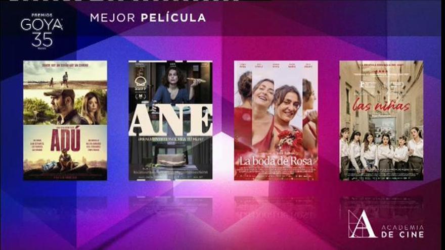 'Adú' se convierte en la favorita de los Goya con 14 candidaturas, incluyendo mejor película