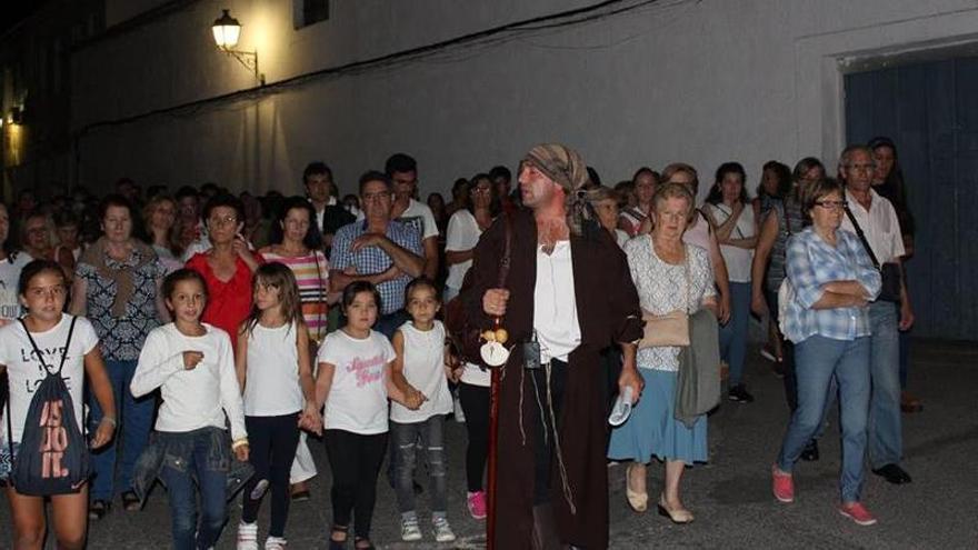 Una visita guiada en Barcarrota sigue hoy las huellas del conquistador Hernando de Soto