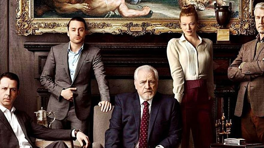 HBO estrena mañana la nueva temporada de la serie 'Succession'