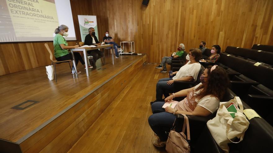 Pep Albiol es reelegido como presidente de la Fampa Castelló Penyagolosa