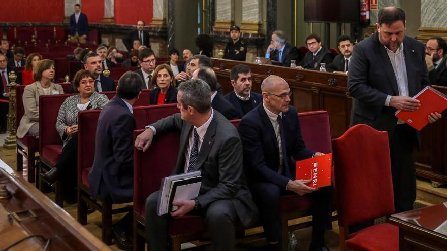 El Suprem no posarà cap impediment per al trasllat dels presos a Catalunya