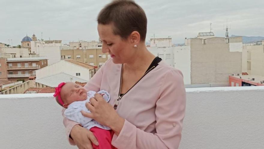 """Andrea, la niña que nació con """"inmunidad a los problemas"""""""