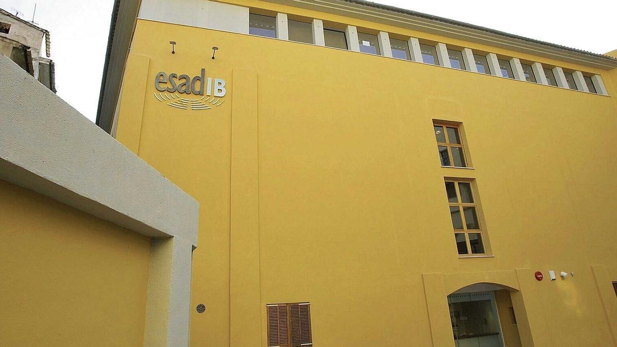 Imagen de la Escola Superior d'Art Dramàtic de les Illes Balears, la Esadib.