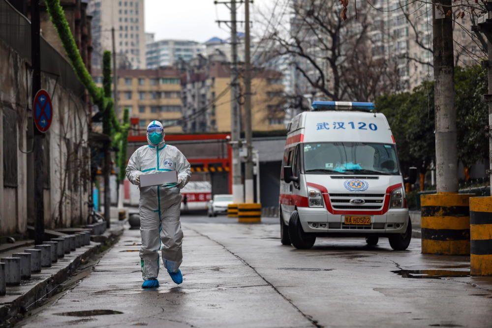 Primera muerte por coronavirus en el mundo | Enero