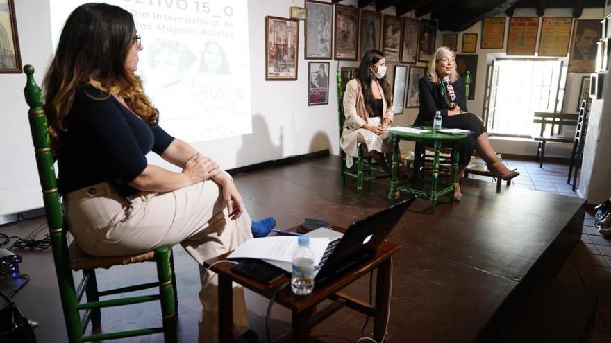 Un centenar de asistentes en el encuentro de Pozoblanco con motivo del Día de la Mujer Rural