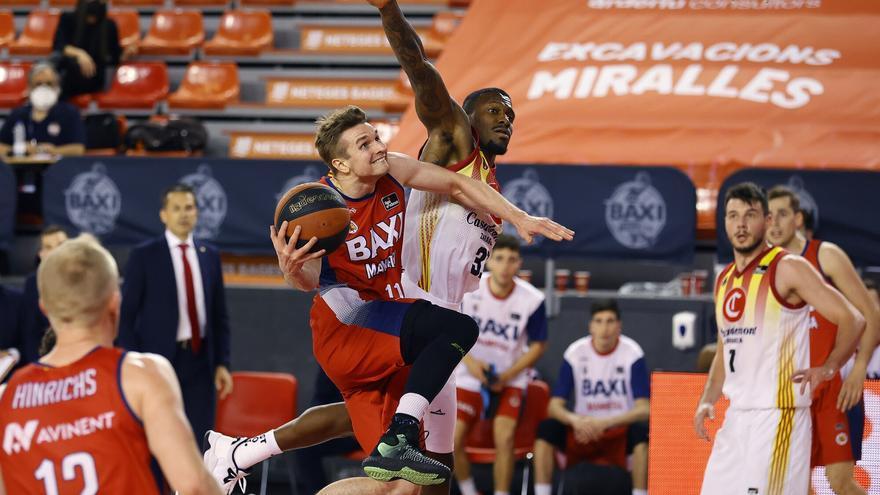 La FIBA nega que ja s'hagi decidit que hi haurà cinc equips de l'ACB a la Champions