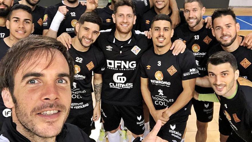 El Palma Futsal se lo juega todo a un solo partido