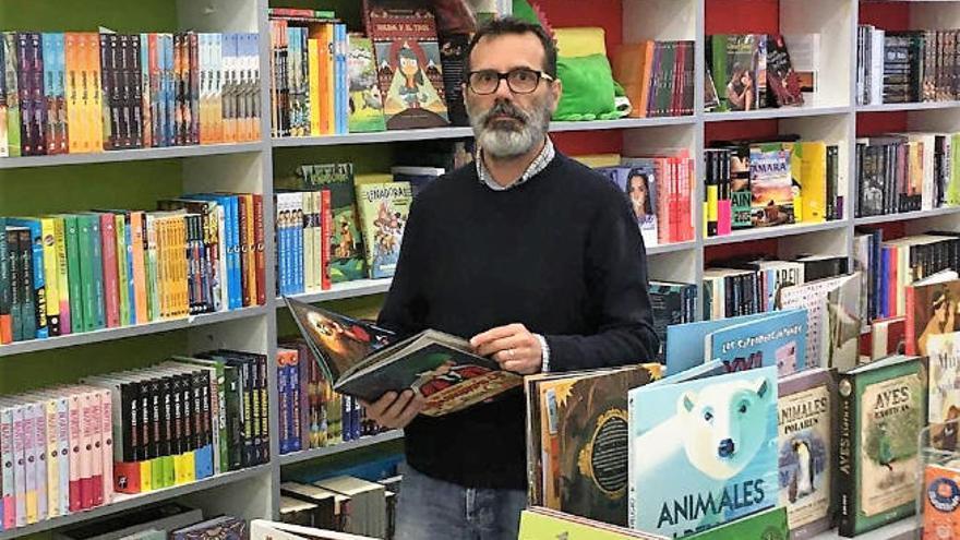 La asociación Isla Literaria reúne a ocho editoriales y librerías