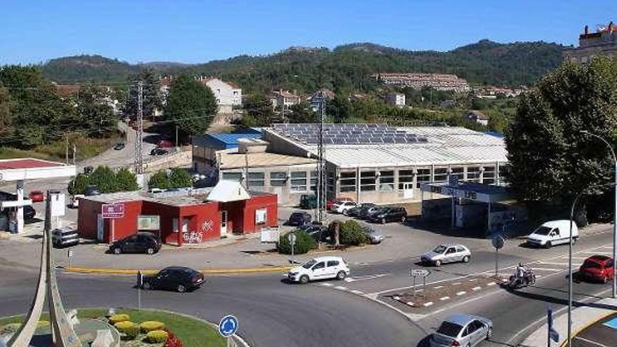 Ponteareas humanizará el entorno del centro deportivo Álvaro Pino