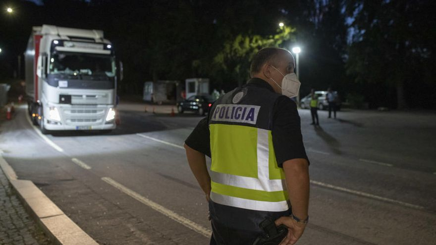 La frontera de Zamora con Portugal abre tras más de cien días