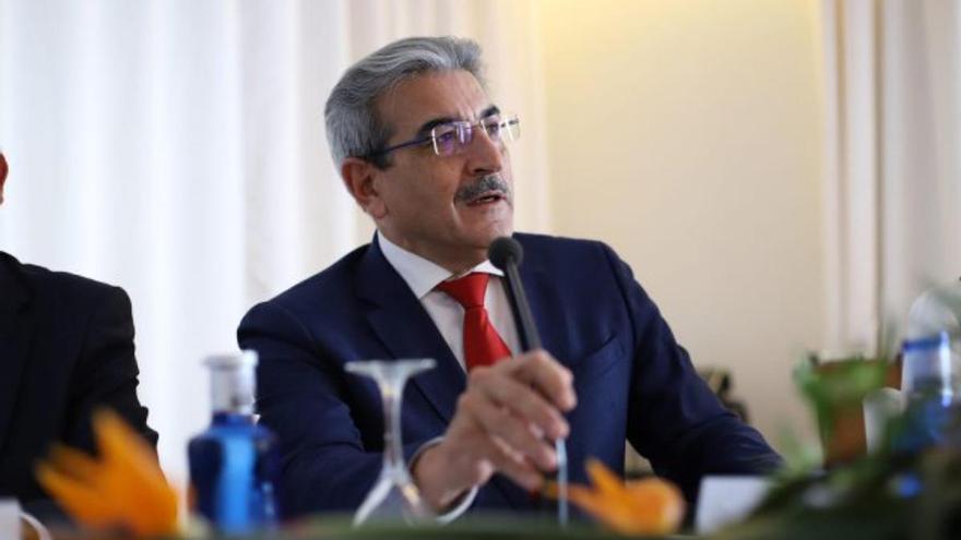"""Canarias no se va a convertir en Lesbos o Lampedusa"""