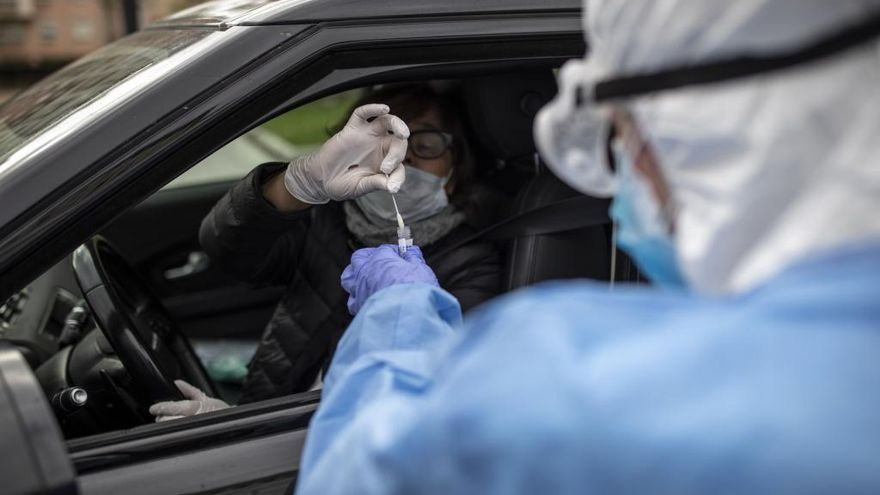 Notifican 30 nuevos casos de COVID-19 en Castilla y León