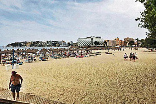 Playa Na Nadala (Calvià)