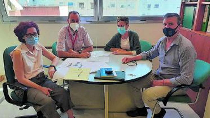 Sanidad plantea salas más amplias en el centro de salud de Beniparrell