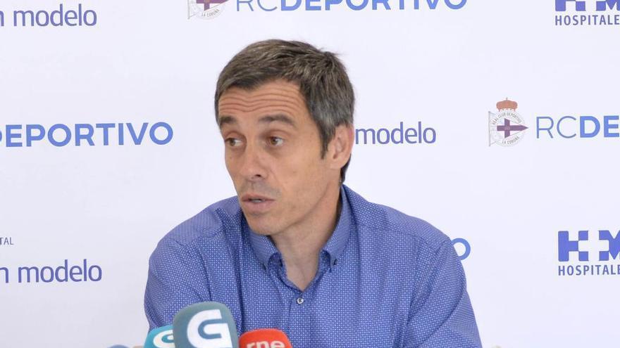 "Del Pozo: ""Tyton va a salir"""