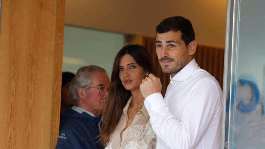 Casillas abandona l'hospital
