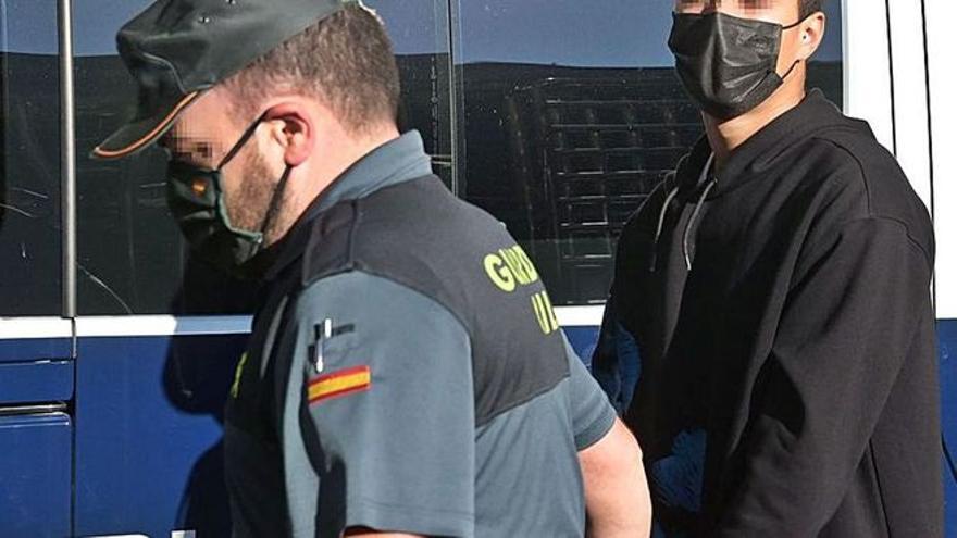La Audiencia Provincial de A Coruña mantiene la prisión para uno de los detenidos por el crimen de Samuel Luiz