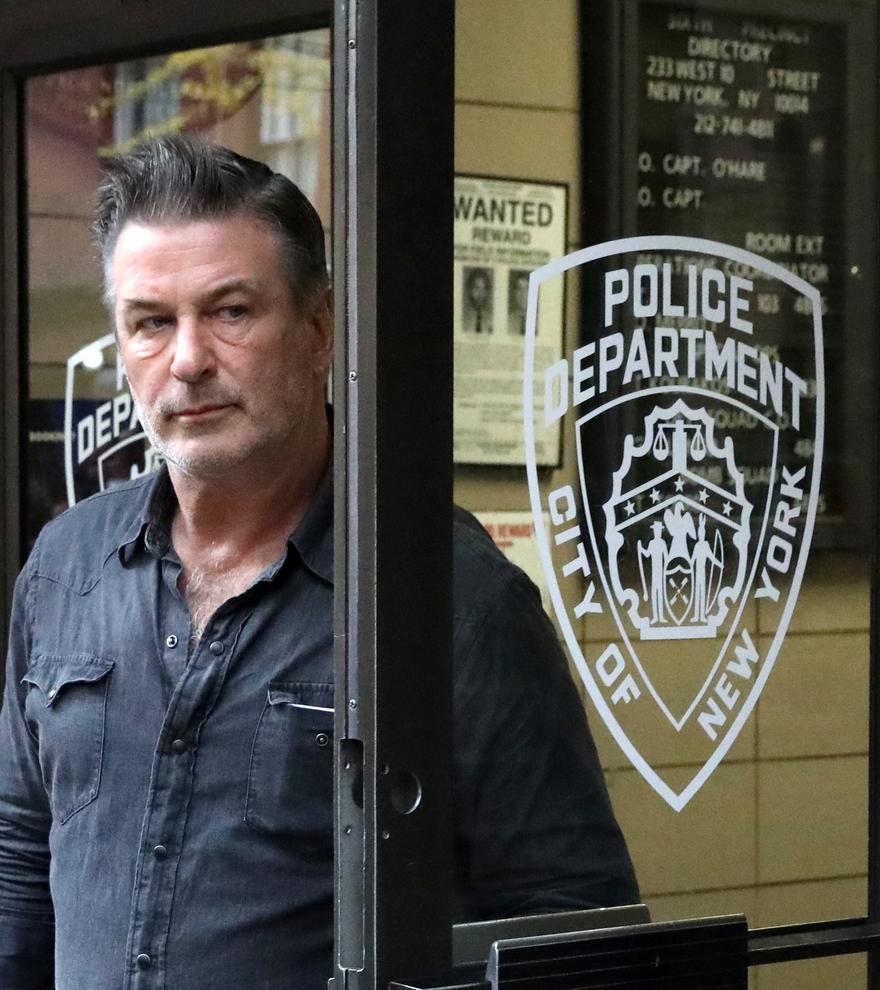 Fuertes sospechas de que en el rodaje de Baldwin había prácticas de tiro lúdicas en los descansos