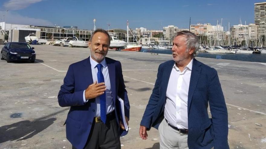 """CCOO exige al ministro José Luis Ábalos que respalde la """"buena gestión"""" del presidente de Puertos del Estado"""