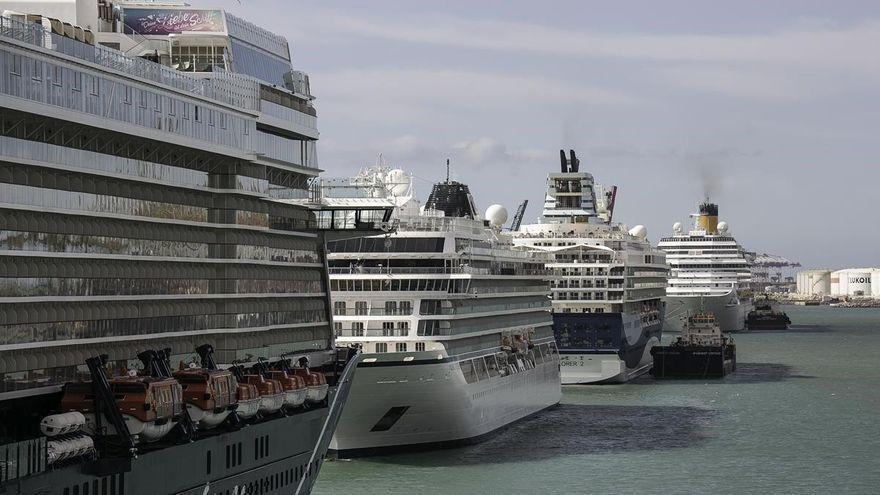 Bellido quiere retomar el contacto con el puerto de Málaga para captar hacia Córdoba al turismo de cruceros