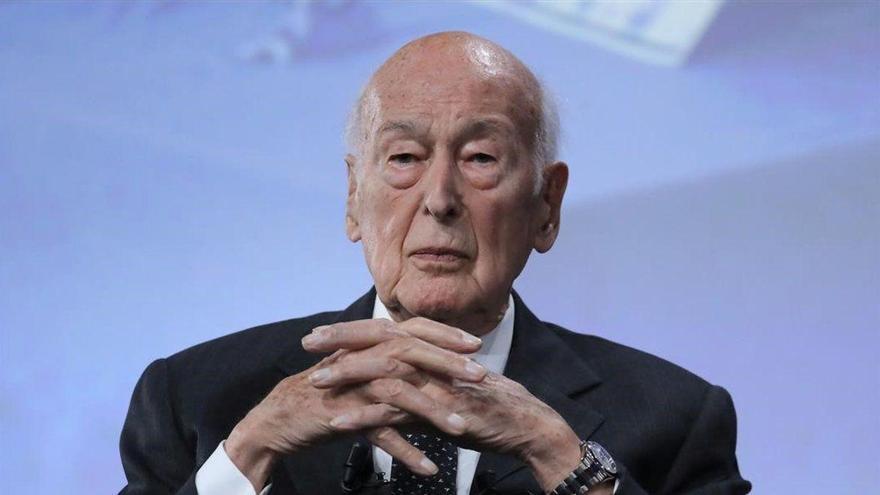 Europa se despide del expresidente francés Valéry Giscard dEstaing