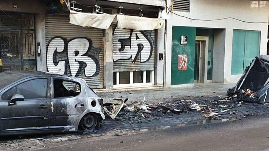 6,5 Jahre Haft für Feuerteufel in Palma de Mallorca gefordert