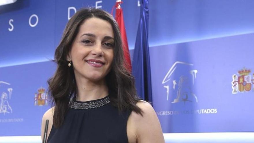 Inés Arrimadas, la 'lideresa' sin disputa
