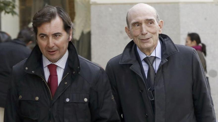 """Norniella: """"El Banco de Valencia era algo extramuros en la crisis de Bankia"""""""