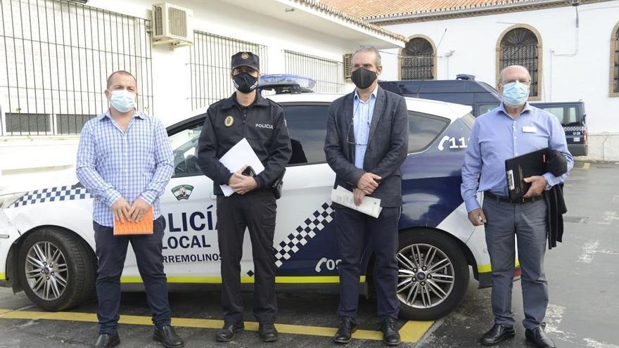 Torremolinos pone en marcha el protocolo para controlar los vehículos VTC
