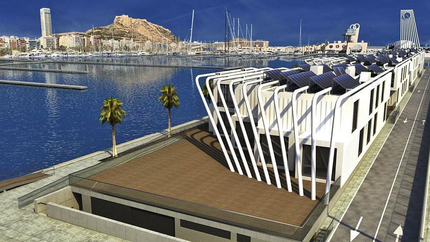 El Consell aprueba 12,9 millones para la expansión de Distrito Digital en el Puerto de Alicante
