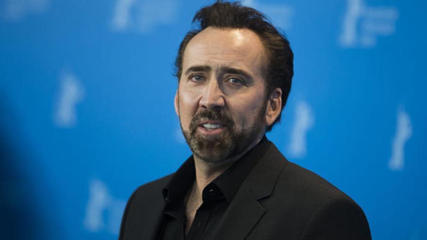 Nicolas Cage pide anular su matrimonio 4 días después de la boda
