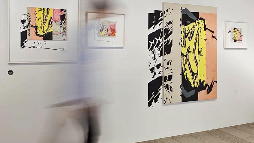 Elena Rato, premio de la Fundación Montresso en la feria de arte Urvanity