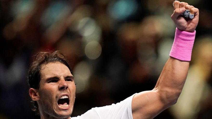Rafa Nadal y Simone Biles son los Campeones de Campeones para 'L'Équipe'