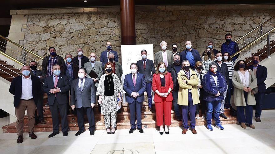 Apoyo unánime al World Cheese Awards de Oviedo: Todos los sectores respaldan el evento que llenará el Calatrava con 4.000 variedades de queso