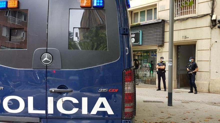Tres detinguts en una operació contra el terrorisme gihadista a Badalona