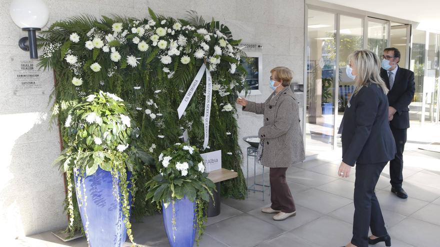Enero, el mes más letal del COVID-19 en el área de Pontevedra