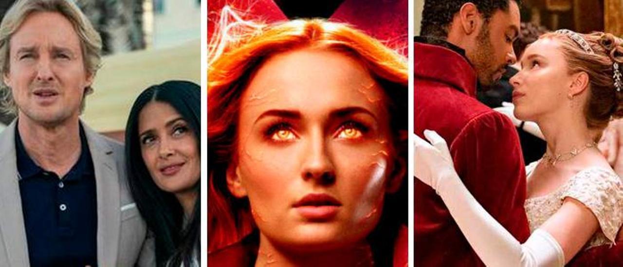 Propuestas de series y películas para ver en febrero