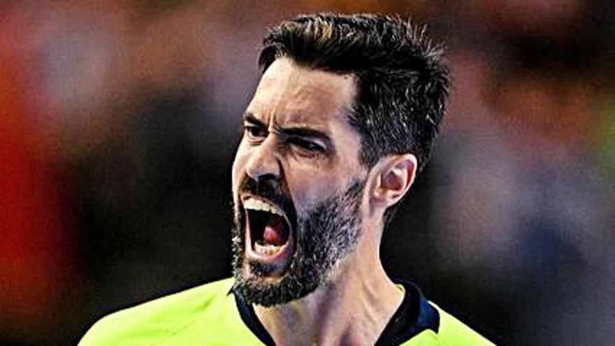 La última final four europea de Raúl Entrerríos