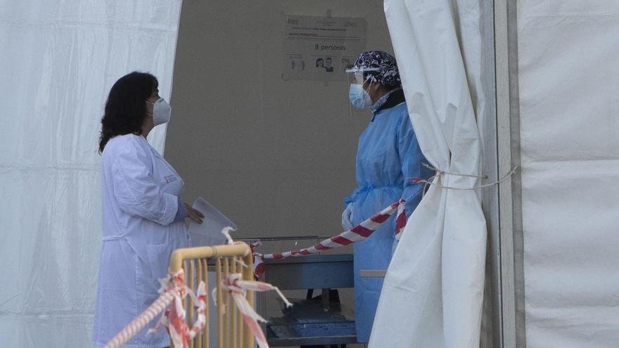 Las muertes por covid, al alza, con 19 fallecidos en el último día en la Comunitat Valenciana