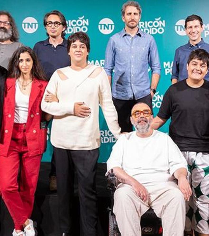 TNT estrena este viernes 'Maricón perdido', la esperada serie de Bob Pop