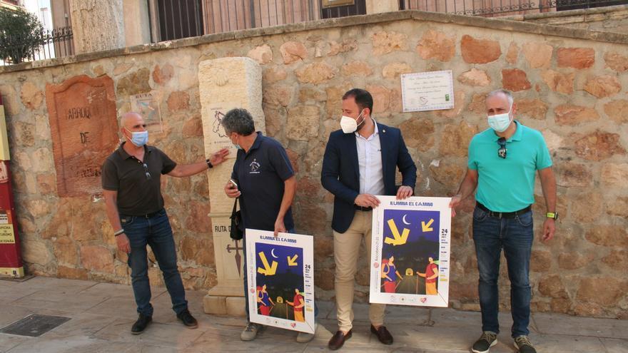 Lorca se suma al 'Año Santo Jubilar' con una ruta nocturna