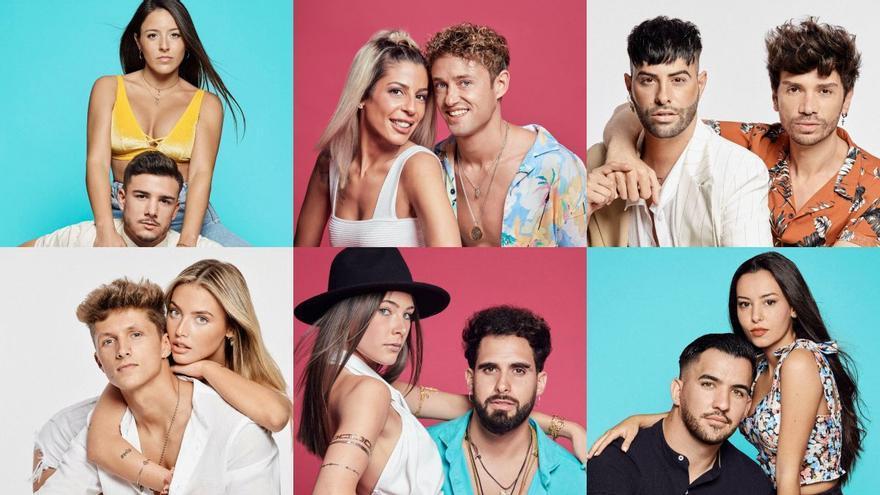 Estas son las seis parejas de 'Amor con fianza', el reality a lo 'Tentaciones' de Netflix