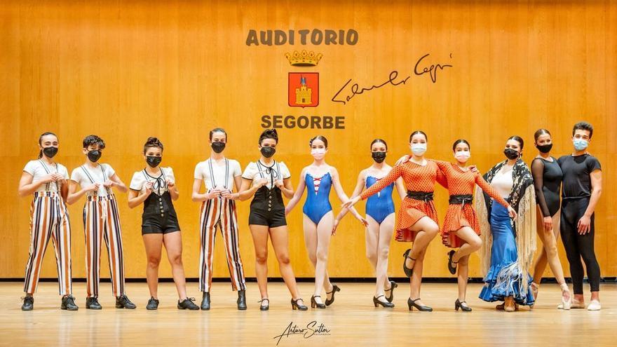 Un grupo de danza de un pueblo de Castellón, seleccionado para 'Got Talent'