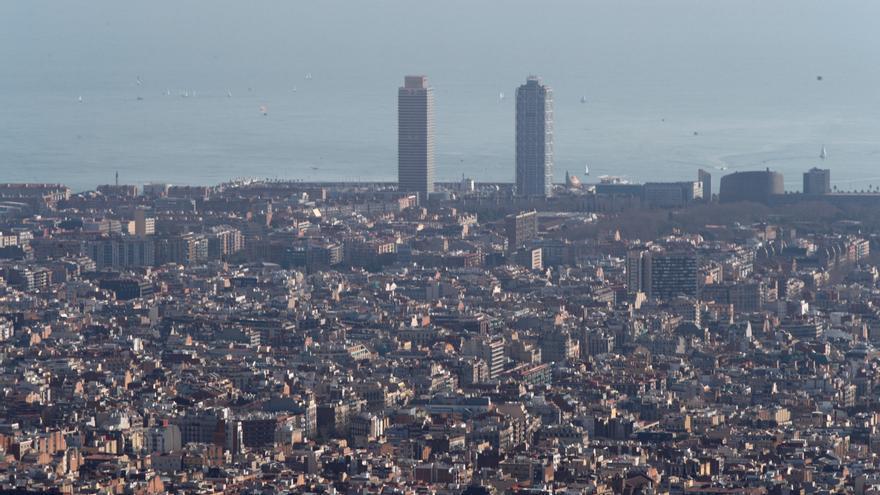 Barcelona evitaría 600 muertes anuales con el nivel de contaminación de 2020
