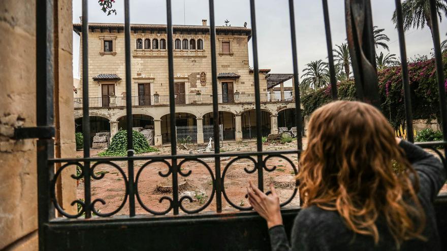 El Consell autoriza rehabilitar el Palacio Rubalcava al aceptar el Ayuntamiento que sea un museo