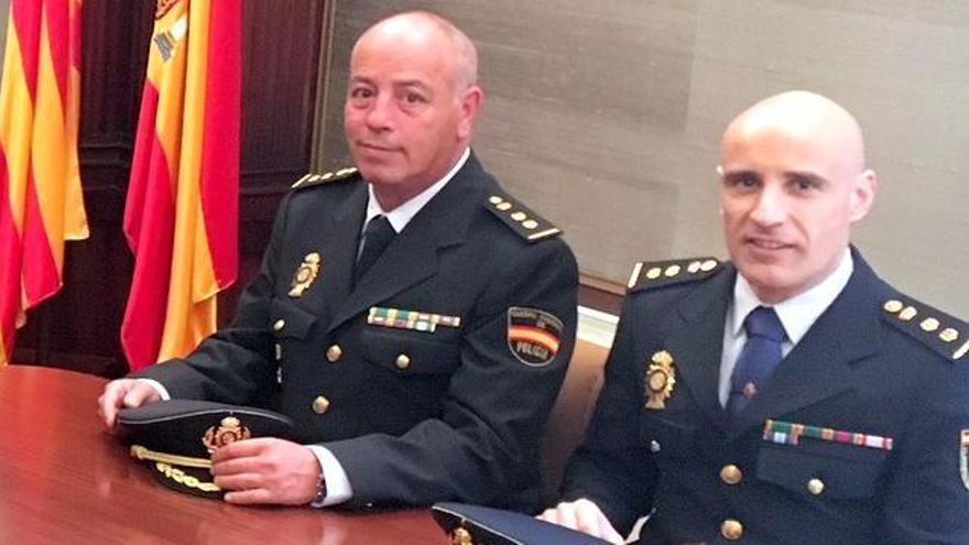El comisario de Palma José Antonio Puebla, nombrado vocal asesor del Ministerio del Interior