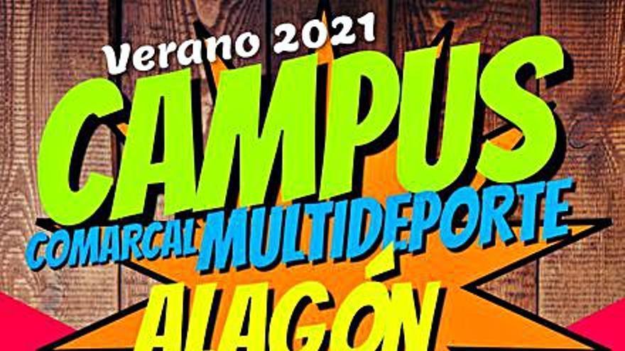 Campus multideporte para los meses de verano