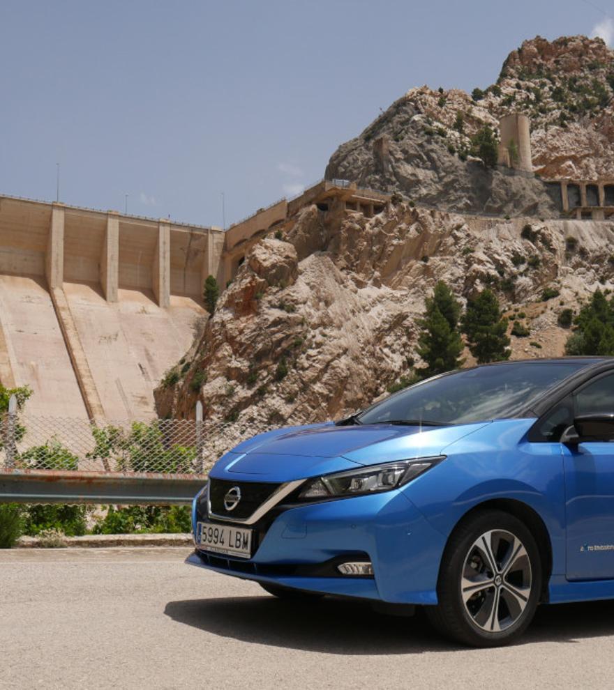 Ecoturisme amb el Nissan Leaf: les Gorges del Cabirol